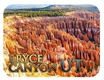 Bryce Canyon Utah Fridge Magnet