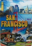 San Francisco Montage 3D Fridge Magnet