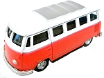 Volkswagon Painted Bus Die Cast Metal Collectible Pencil Sharpener