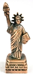 Statue of Liberty Die Cast Metal Collectible Pencil Sharpener Design 1