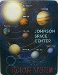 Johnson Space Center Our Solar System 3D Fridge Magnet