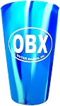 Outer Banks OBX North Carolina Silipint Silicone 16 oz. Cup