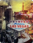 Welcome to Fabulous Las Vegas Nevada 3D Fridge Magnet