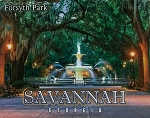 Savannah Georgia Forsyth Park Fridge Magnet