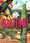 Arizona The Grand Canyon State Souvenir Playing Cards
