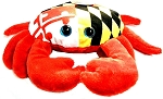 Maryland Crab with Maryland Flag Design 7