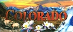 Colorado Panoramic 3D Fridge Magnet