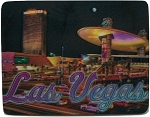 Las Vegas Fashion Show Mall 3D Fridge Magnet