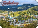 Gatlinburg Tennessee Fridge Magnet