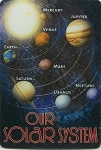 Our Solar System 3D Fridge Magnet