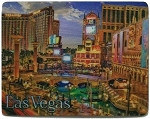 Las Vegas Nevada Treasure Island 3D Fridge Magnet