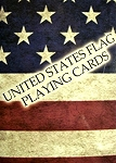 United States Flag Souvenir Playing Cards