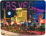 Las Vegas Strip 3D Fridge Magnet