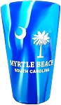 Myrtle Beach South Carolina Silipint Silicone 16 oz. Cup