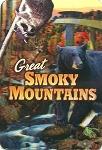 Great Smoky Mountains 3D Fridge Magnet