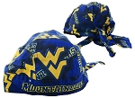 West Virginia Mountaineer's Bandana