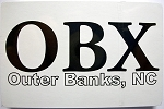 OBX Outer Banks North Carolina Souvenir Playing Cards Design 10