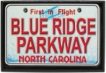Blue Ridge Parkway North Carolina Fridge Magnet