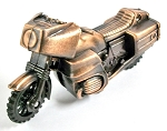 Motorcycle Die Cast Metal Collectible Pencil Sharpener Design 1