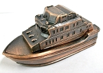 Yacht Die Cast Metal Collectible Pencil Sharpener Design 1