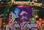 Las Vegas Fremont Street Double Sided 3D Key Chain