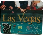 Las Vegas Dice 3D Fridge Magnet