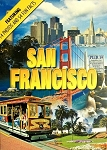 San Francisco California Souvenir Playing Cards