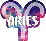 Aries Fridge Magnet