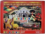 San Antonio Texas 500 Piece Puzzle