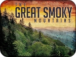 The Great Smoky Mountains Fridge Magnet