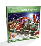 Heritage Puzzle Presents: Santa Express - 1000 Pieces - 30