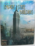 New York City Empire State Building Then and Now 3D Postcard