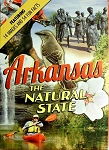 Arkansas The Natural State Playing Cards