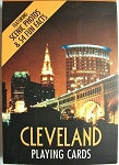 Cleveland Ohio Souvenir Playing Cards