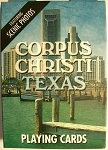 Corpus Christi Texas Souvenir Playing Cards