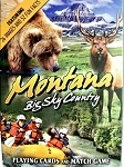 Montana Souvenir Playing Cards