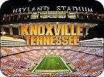 Knoxville Tennessee Stadium View Fridge Magnet