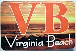 Virginia Beach Souvenir Playing Cards