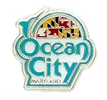 Ocean City Maryland Hat Tac or Lapel Pin