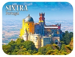 Sintra Portugal Fridge Magnet
