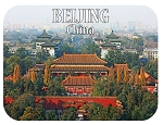Beijing China Fridge Magnet