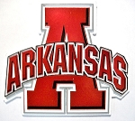 Arkansas Collegiate Fridge Magnet-NCAA