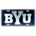 Brigham Young Cougars Elite License Plate-NCAA