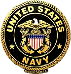 United States Navy Seal Fridge Magnet
