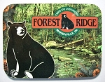 Forest Ridge Campgrounds Marienville PA Photo Fridge Magnet