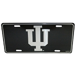 Indiana Hoosiers Elite License Plate-NCAA