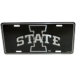 Iowa Sate Cyclones Elite License Plate-NCAA