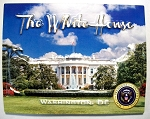 The White House Washington DC Fridge Magnet Fridge Magnet Design 10