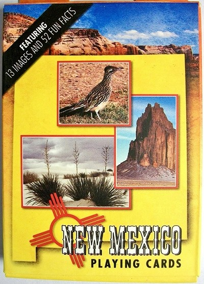 New Mexico Souvenir Playing Cards